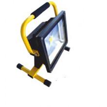 Lisätarvikkeet - pieni teline 30W valoheittimelle