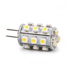 G4 LED 1.5W 120lm - Putkiversio - lämminvalkoinen