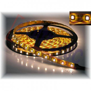 LED-nauha (edullinen) - 300LED/1200lumen - puhtaanvalkoinen - sisäkäyttöön - 6000K