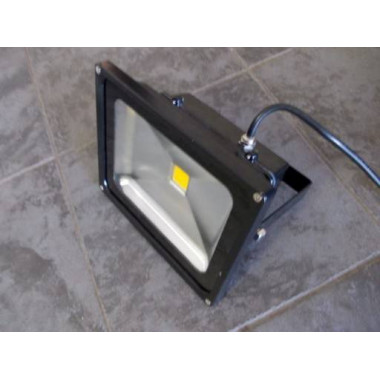 LED Valonheitin 12/24V - 30W - 2000lm - lämminvalkoinen