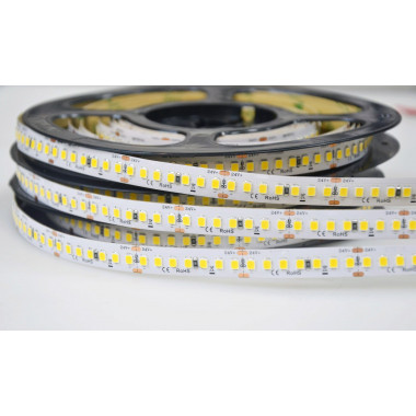 Teho LED-nauha 24V/20W - 182LED - 2500lumen - 2835LED - neutralvalkoinen 4000K - sisäkäyttöön