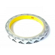 Lisätarvikkeet - 2puolinen teippi - ultraohut - led-nauhaan - sisältää asennuksen