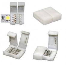 Lisätarvikkeet - pikaliitin 2 led nauhan yhdistämiseen - 8mm