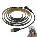 TV-Ledit - 1metri - USB liitin