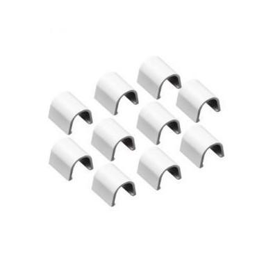 Kaapelikouru - kulma/liitinpalat 10kpl