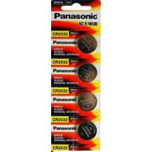 Lisätarvikkeet - CR2032 patteri - Panasonic
