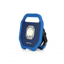 LED-työvalo akuilla 20W - premium - sis akut ja laturin