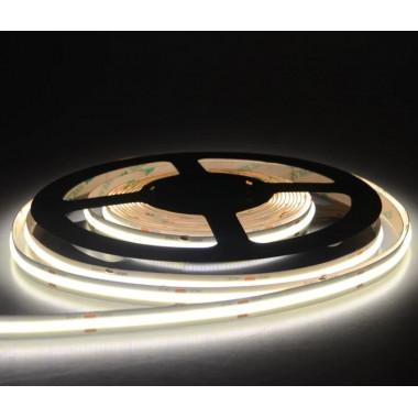 COB LED -nauha 24V/10W - 900lumen - 480KPL LED/M - neutralvalkoinen 4000K - CRI90 -