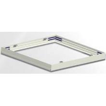 LED Paneelivalaisin kotelo 60 x 30 cm - alumiinia
