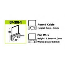 Lisätarvikkeet - Kaapeliniitit/LED nauha niitit - LED Nauhan ja virtajohdon kiinnike - helpottamaan asennusta
