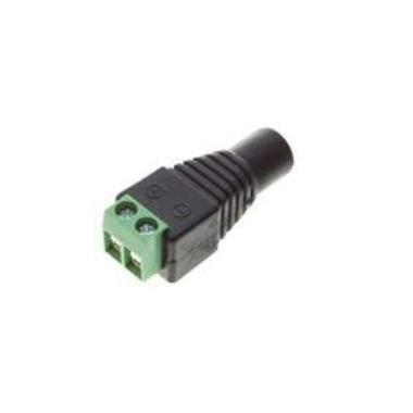 Lisätarvikkeet - LED-nauhan liitin - pelkkä liitin - ruuvattava - NAARAS
