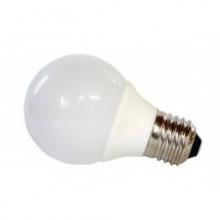 E27 5W 380lumen - pallolamppu - laaja valoalue 280astetta