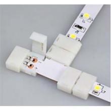 Lisätarvikkeet - LED-Nauhan T-kulmapala pikaliitin