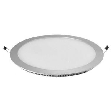LED Paneelivalaisin  - 12W - 880lm - ympyrä